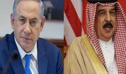نتنياهو وأمير البحرين