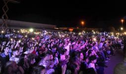 حفل غنائي في دمشق