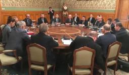 مباحثات تركية روسية في موسكو