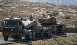 انسحاب الجيش التركي من مورك