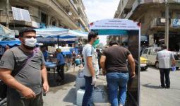 انتشار فيروس كورونا بالشمال السوري
