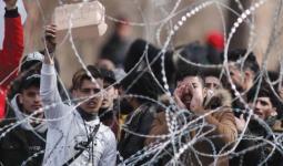 صورة أرشيفية للاجئين