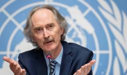 مبعوث الأمم المتحدة إلى سوريا