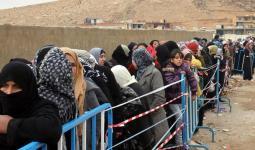 اللاجئين السوريين في لبنان