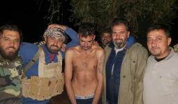 الفيلق الثالث مع الأسير في حلب