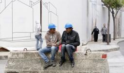 عمال سوريون في بيروت