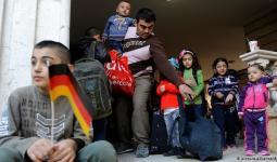 اللاجئين السوريين في ألمانيا