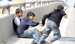 أطفال سوريون في لبنان