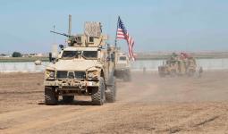 قوات أمريكية في الشرق الأوسط