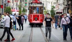 انتشار فيروس كورونا في تركيا
