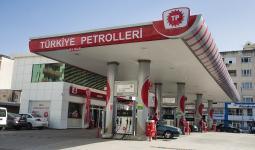محطة بنزين في تركيا
