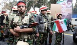 عناصر من الحرس الثوري الإيراني في سوريا