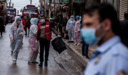 كورونا في سوريا - نعبيرية