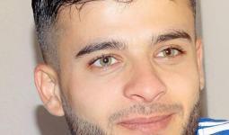 الناشط السوري عبد الله تعومة المعروف باسم عبود حمص