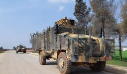 قوات تركية في إدلب