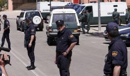 الأمن الأسباني