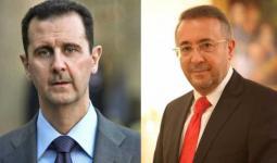 فيصل القاسم وبشار الأسد