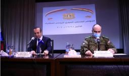 لقاء عسكري روسي سوري في دمشق