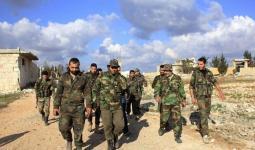 عناصر من ميليشيات الأسد