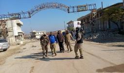 عملية تبادل اسرى بريف حلب