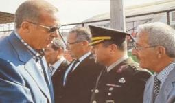 أردوغان مع ابن شقيقه أحمد