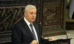 وزير الصناعة السابق محمد معن زين العابدين جذبة