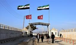 معبر جرابلس الحدودي مع تركيا