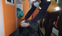 وفاة طفلة حرقاً في جنديرس