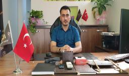 المعني بشؤون السوريين في تركيا أحمد جميل نبهان