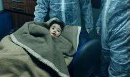 الطفلة رهف كريم