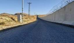جدار أمني تركي على الحدود مع إيران