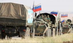 قوات روسية بريف إدلب