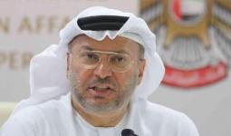 وزير الشؤون الخارجية الإماراتي أنور قرقاش