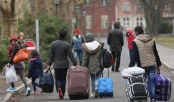 ملايين السوريين اضطروا لترك بلادهم هربا من إجرام نظام الأسد بحقهم