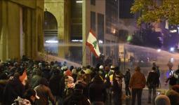 احتجاجات طرابلس في لبنان