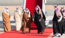 وصول قادة دول الخليج إلى السعودية