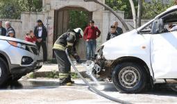 انفجار عبوة ناسفة في إدلب - أرشيف