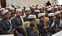 حفظة القرآن الكريم في أعزاز