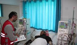 سوري يعاني فشلاً كلوياً خلال تلقي العلاح في الأدرن