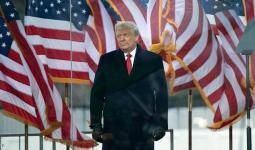 الرئيس الأمريكي منتهي الولاية دونالد ترامب