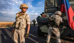 القوات الروسية في سوريا