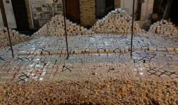 كميات المخدرات التي ضبطت قادمة من سوريا في ميناء مصري