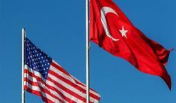 وأكد الجانبان على ضرورة تعزيز العلاقات التركية الأمريكي