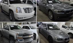 سيارات في مزاد علني في دمشق