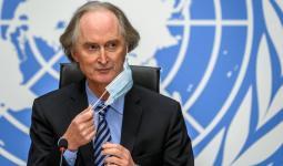 المبعوث الأممي الخاص إلى سوريا، غير بيدرسن
