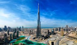 برج العرب في دولة الإمارات
