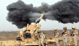 جانب من المعارك في اليمن