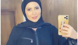 نسرين طافش بالحجاب