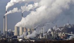 انبعاثات الكربون في إحدى الدول
