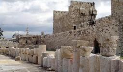 قلعة دمشق التاريخية
